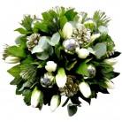 Kerst Tulpen wit