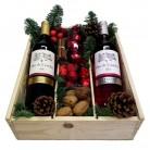 Kerstcadeau wijn